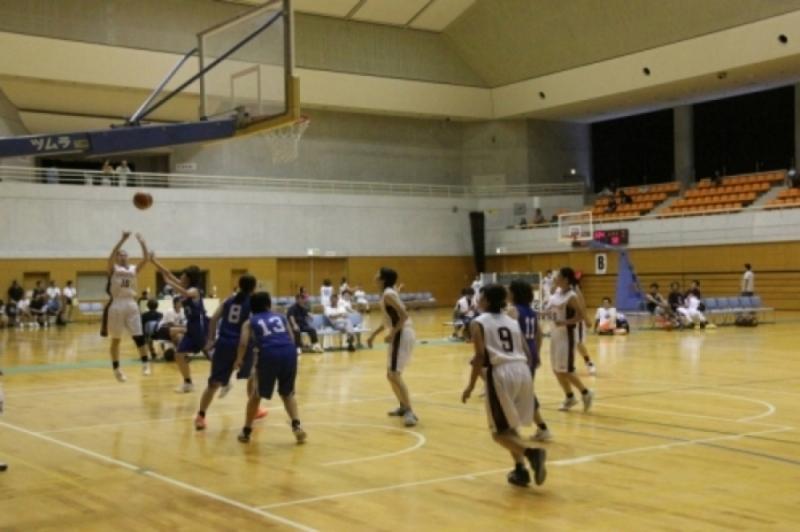 バスケットボール 女子